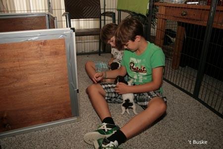 Kinderen van pupkopers