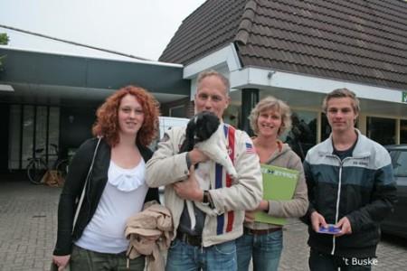Familie Vrolijk met Teun Hij gaat naar Scheveningen